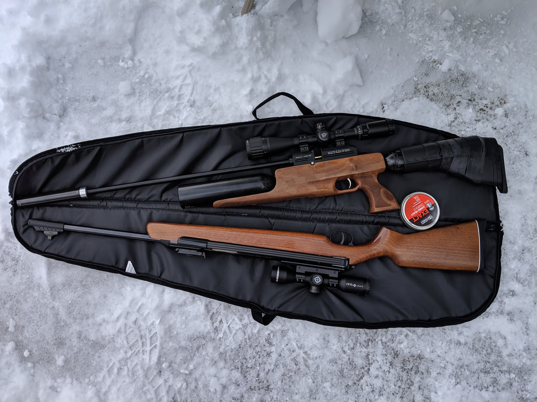 Connecticut Custom Airguns - Hector's Airgun Blog